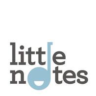 Little Notes-3 music classes