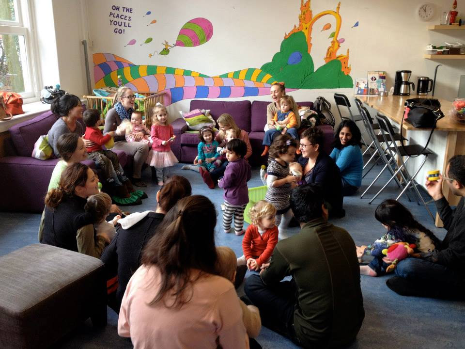 Book a playgroup session for your kid/s