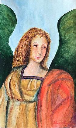 El Angel de Raphael