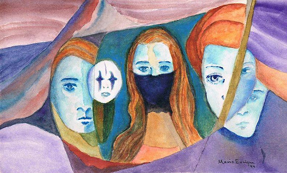 Maidens of Lavender Hill
