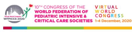 Congreso 10º WFPICCS 2020 - Virtual
