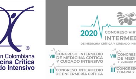 Balance académico del 1º Congreso Virtual Intermedio AMCI 2020. Sesiones de pediatría - Colombia