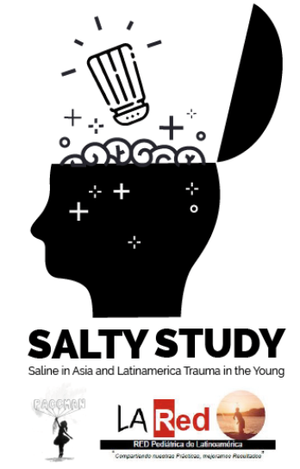 ¡Atención! ¡¡Llegó SALTY!! (Saline in Asia and Latin-America Trauma in the Young)