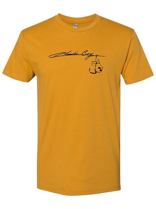 Claudie Boy Gold T-Shirt