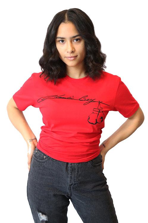 Claudie Boy Red T-Shirt