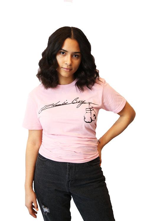 Claudie Boy Pink T-Shirt