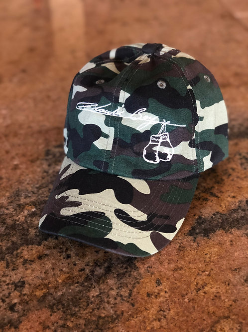 Claudie Boy Camouflage Hat