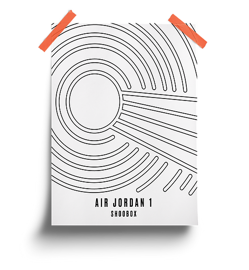OUTSOLE SERIES - AIR JORDAN 1