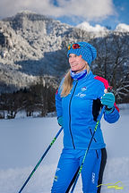 Claudia Mitze Team Powderworld Skilanglauf und Mountainbikeschule Kreuth am Tegernsee