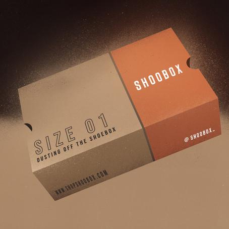 SIZE 01 – DUSTING OFF THE SHOEBOX