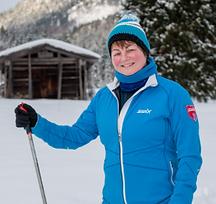 Doris Keller Team Powderworld Skilanglauf und Mountainbikeschule Kreuth am Tegernsee