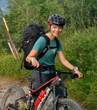 Pia Weiner Team Powderworld Skilanglauf und Mountainbikeschule Kreuth am Tegernsee