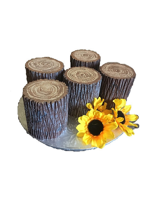 Tree Stumps (Set of 5)