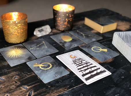 Tarot & Astrology | As Above, So Below Spread