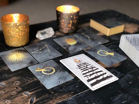 Tarot & Astrology   As Above, So Below Spread