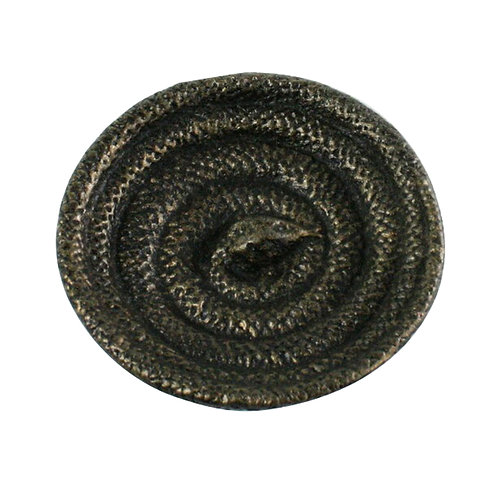 Snake Cast Iron Dish (Bronze)