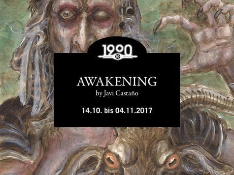 "Ausstellung ""AWAKENING"" by Javi Castaño"