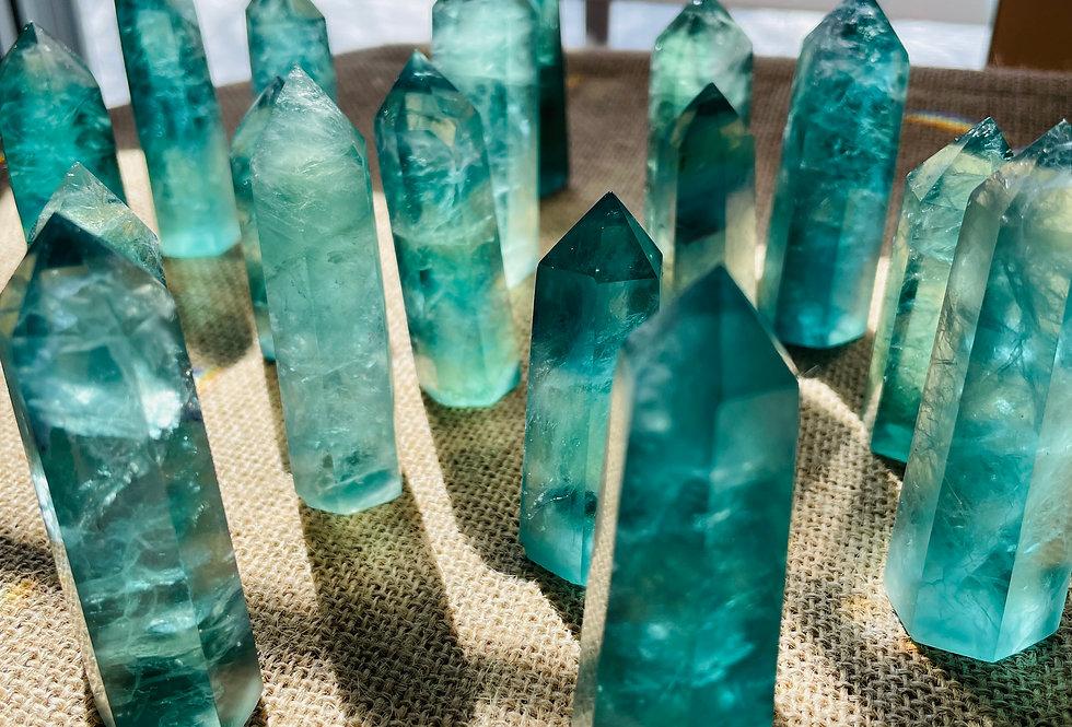 Fluorite (Green)