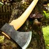 leichte Axt für Holzfäller