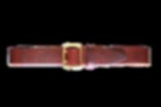 Thaly Ledergürtel saddle tan
