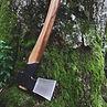 Spaltaxt finnisch handgeschmiedet Spalthammer