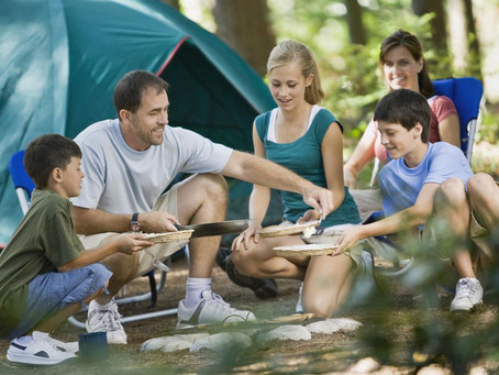 7 Tips for Buying a Family Tent