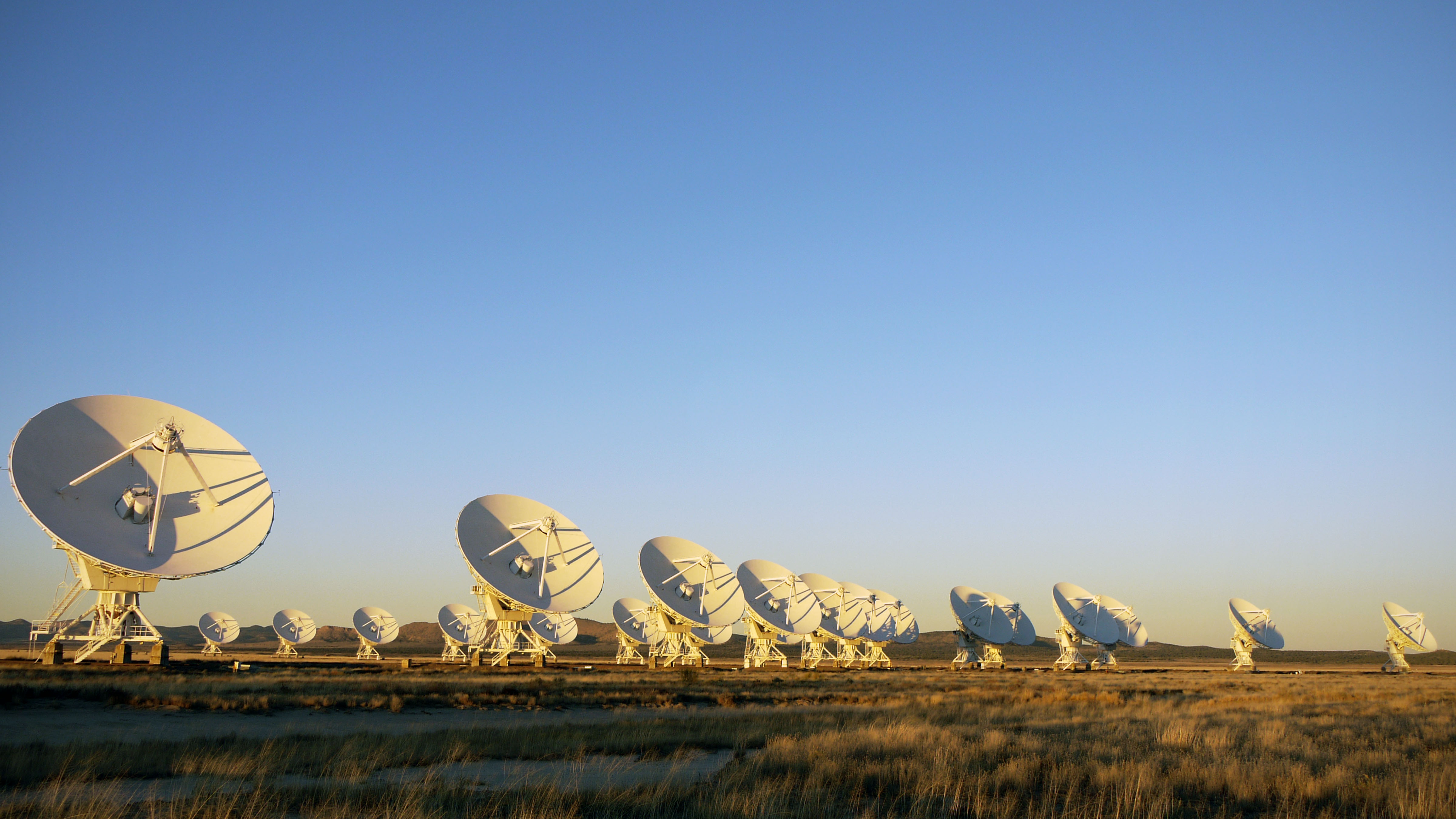 Quite Very Large Array