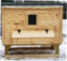 Chicken Coops Sold in Maine