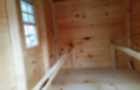 Chicken Coops, Sold and delivered in Maine.  Delivery to Massachusetts, New Hampshire