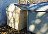 Maine Built Chicken Coop