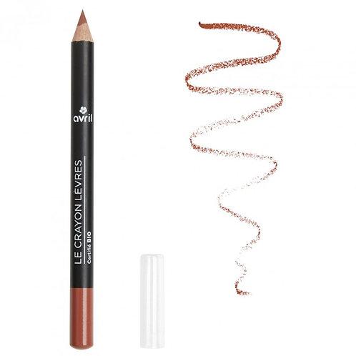 Crayon contour des lèvres Nude