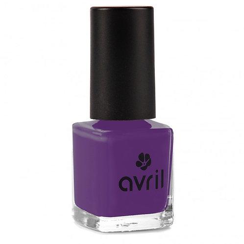Vernis à ongles ultraviolet