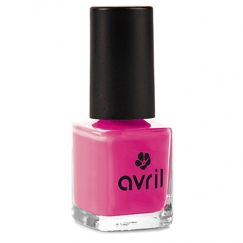 Vernis à ongles rose bollywood
