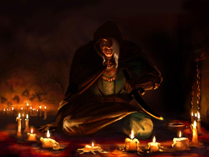 servant of darkness