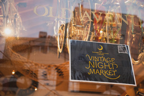 vintage night market