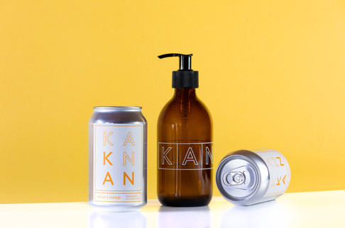 KanKan Hand Wash and Re-usable Bottle