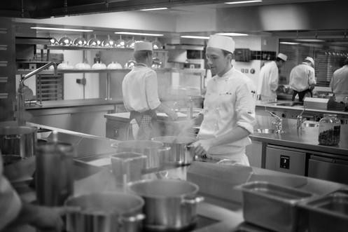 Chef John Williams MBE