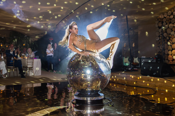 Glitter Ball Dancer