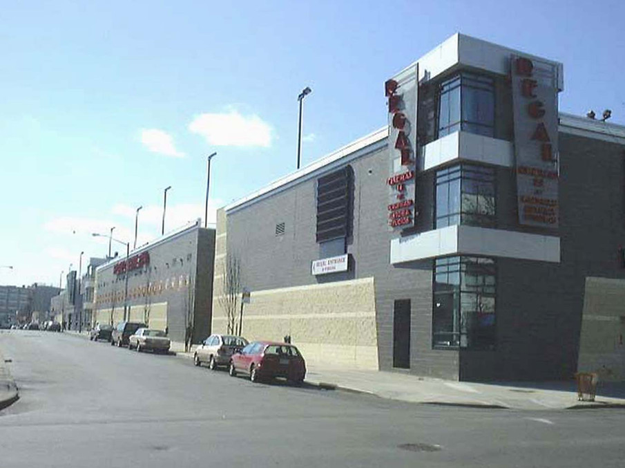 Regal Theatres at Kaufman Astoria Studios