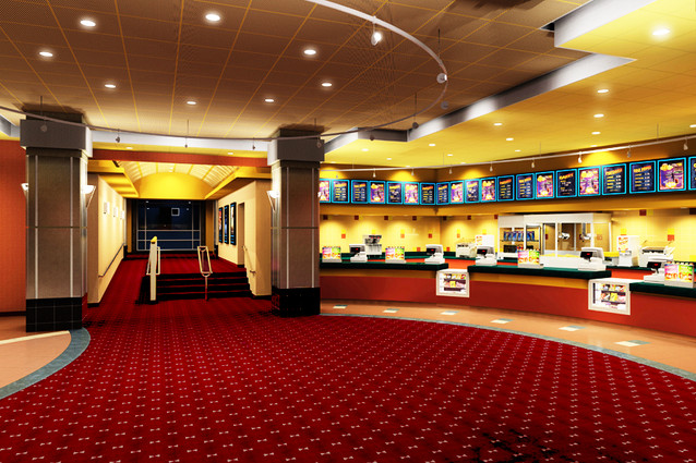 Criterion Cinemas at Temple Square