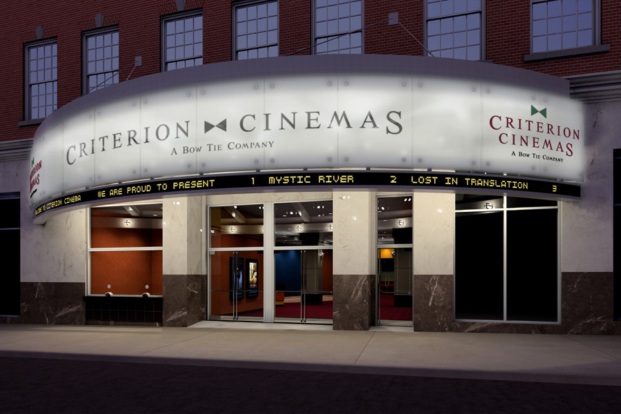 Criterion Cinemas at Temple Square
