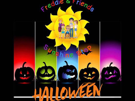 More Halloween fun with Freddie & Friends