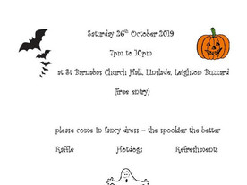 Halloween Disco in Leighton Buzzard