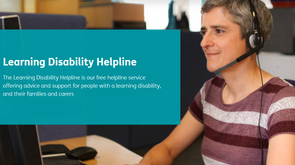Learning Disability Helpline