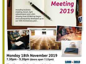 LB Mencap's Bi-Annual General Meeting