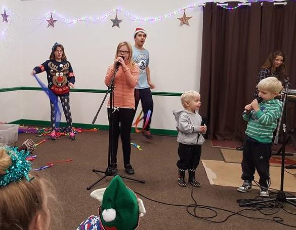 H5s - H5s Got Talent Dec 2017