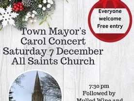 Town Mayor's Carol Concert
