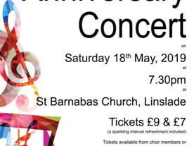 Grand Union Community Choir Annual Concert in aid of LBM