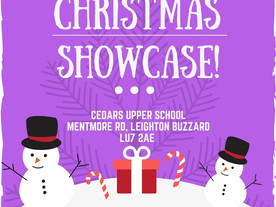 Exciting 'Christmas Showcase' from Spectrum Community Arts
