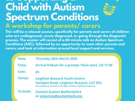 First Steps to Supporting a Child with Autism Spectrum Conditions